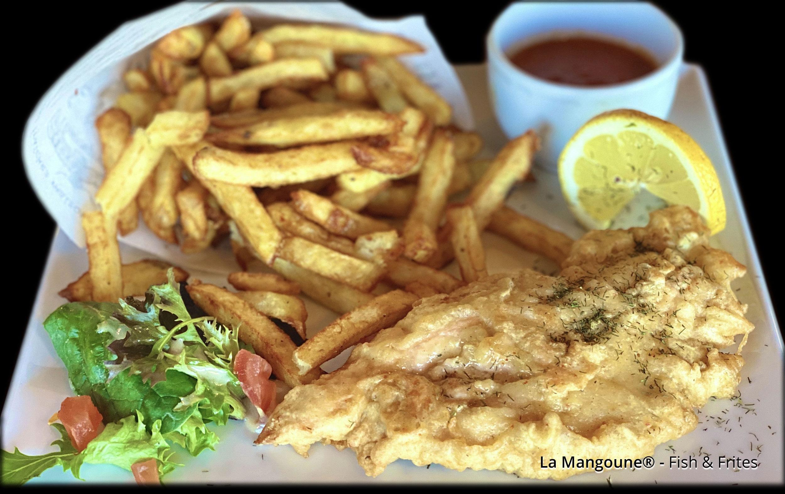 Fish & Frites
