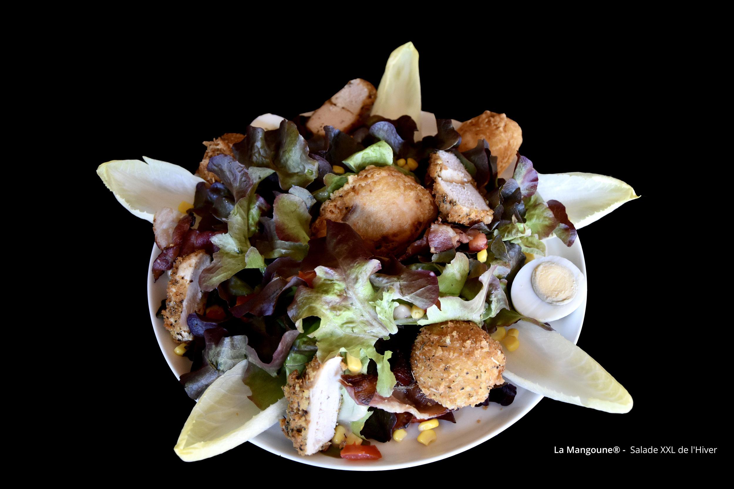 Salade XXL de l'Hiver